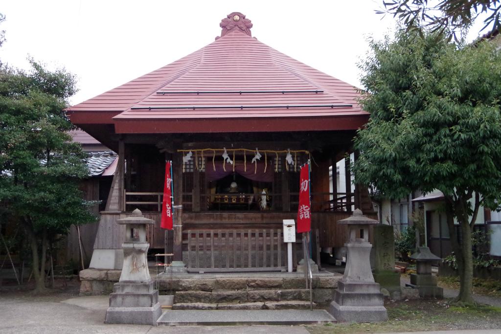 NSGグループ始まりの地。愛宕神社を訪ねる
