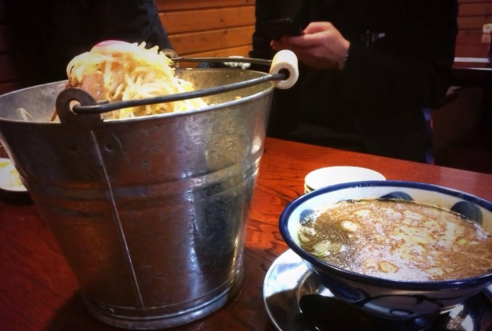 うさぎ先生「BAKEつけ麺」に挑戦!@GOINGOIN