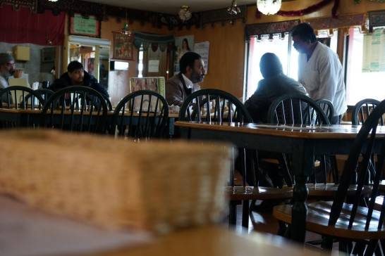 新潟東港の外国文化レポその②「外国人だらけのカレー屋『ナイル』