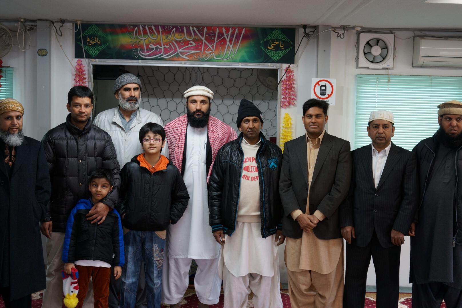 新潟東港の外国文化レポその③「イスラム教のモスクを訪ねる」