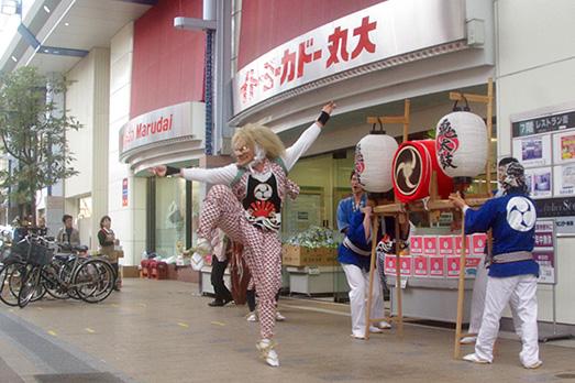 佐渡の伝統芸能『鬼太鼓』を新潟で見てきました!
