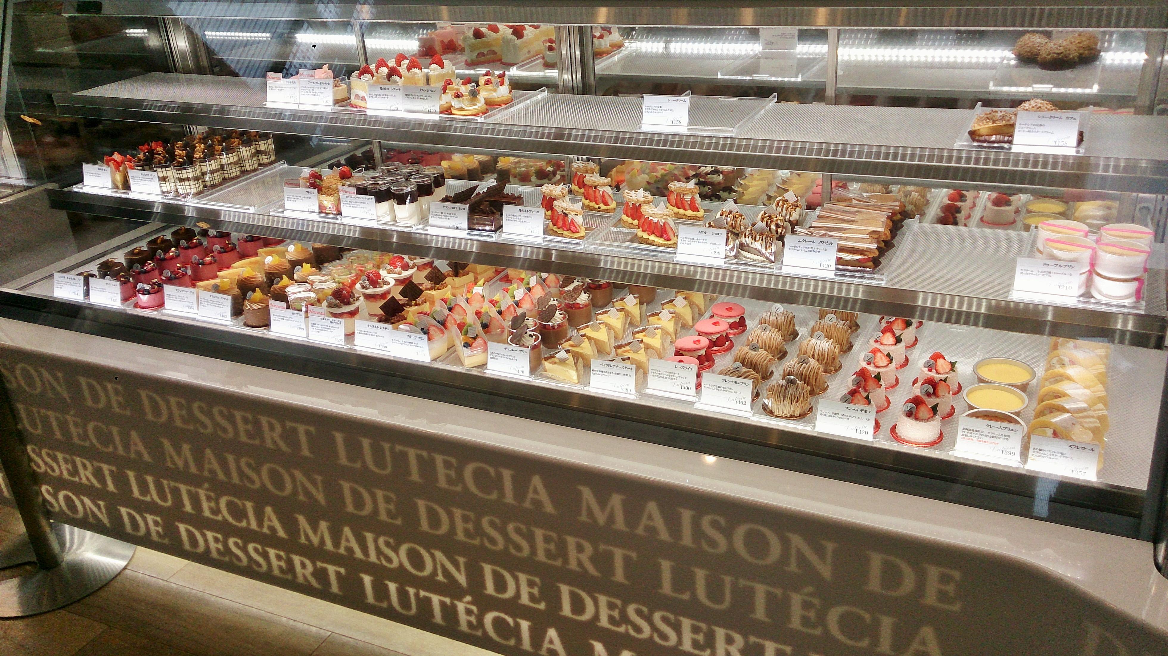 新潟市のフランス菓子Lutecia(ルーテシア)に行ってみたらオシャレすぎて感動した!