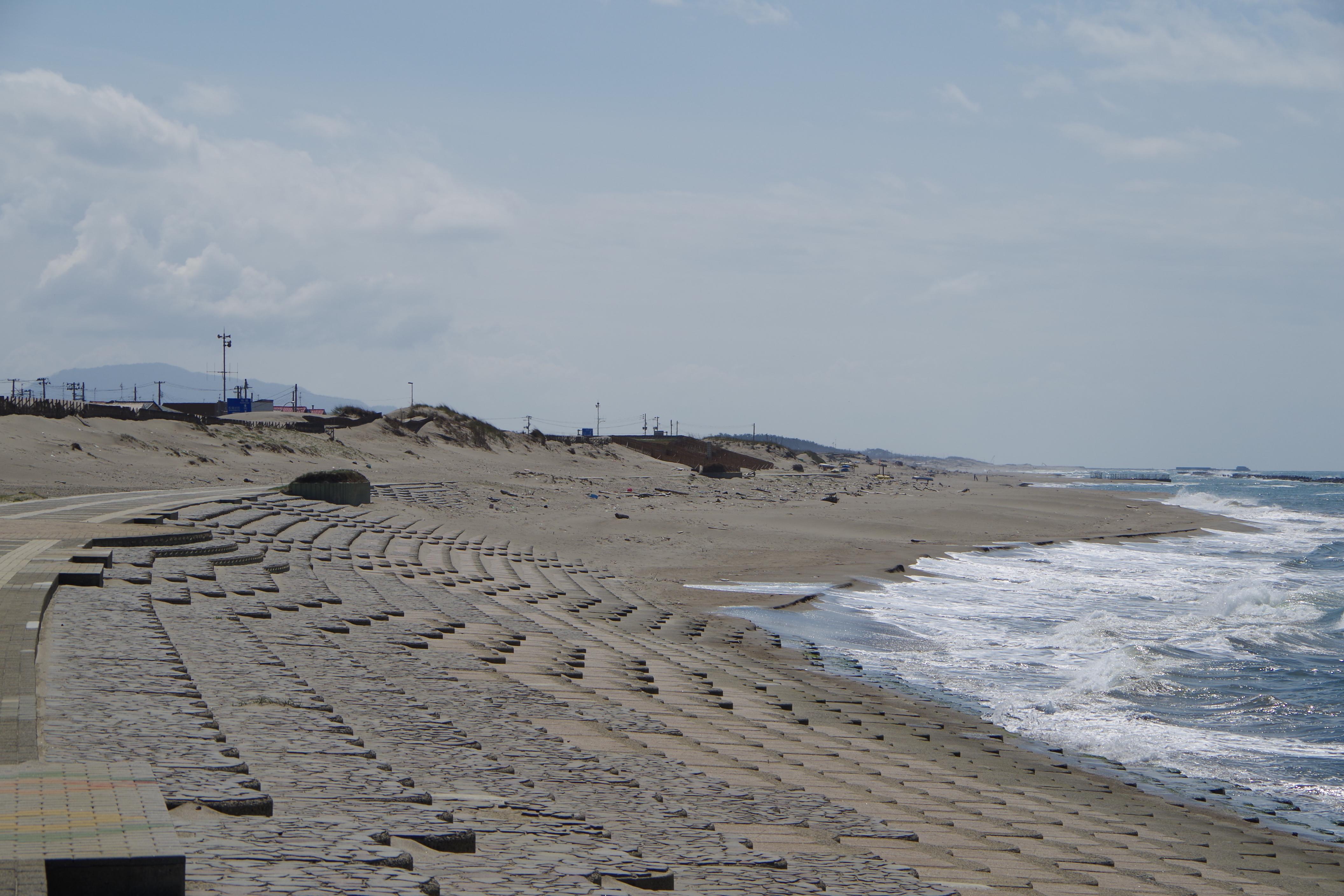 新潟砂丘だってなかなかのもんだ...