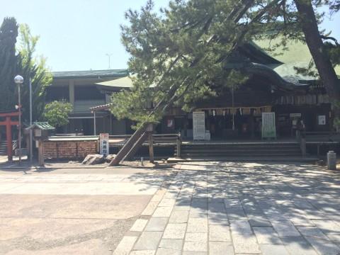 白山神社に秘密の地下通路が!抜けた先は吉田松陰ゆかりの地!?