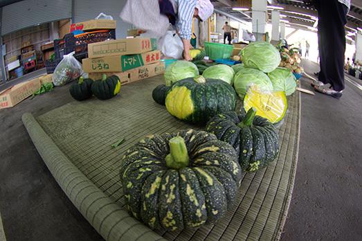「もったり」した食感と、「雉の羽のような模様」!白山市場で新潟の伝統野菜「関屋かぼちゃ」を買ってきた