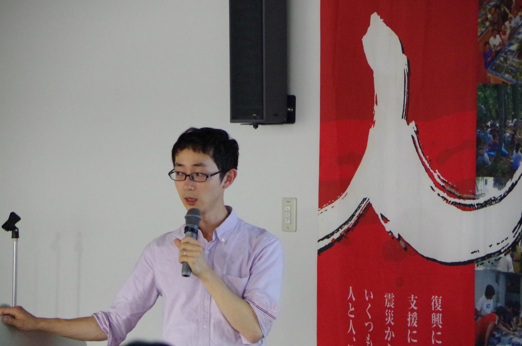 イケダハヤト氏 新潟・長岡市に立つ!「地域魅力 × 情報発信」in長岡