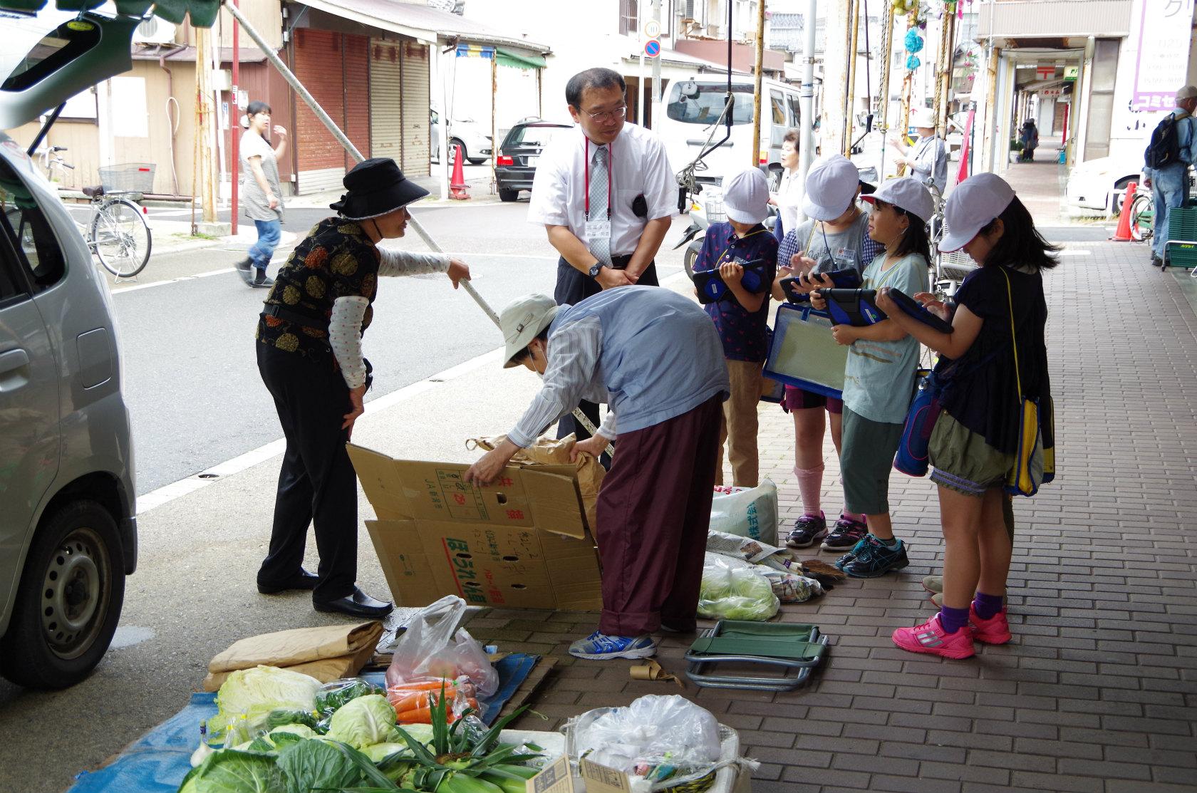 小学4年生がまちおこし!?附属新潟小学校が取り組む「スマート下本町にぎわいづくりプロジェクト」スタート!