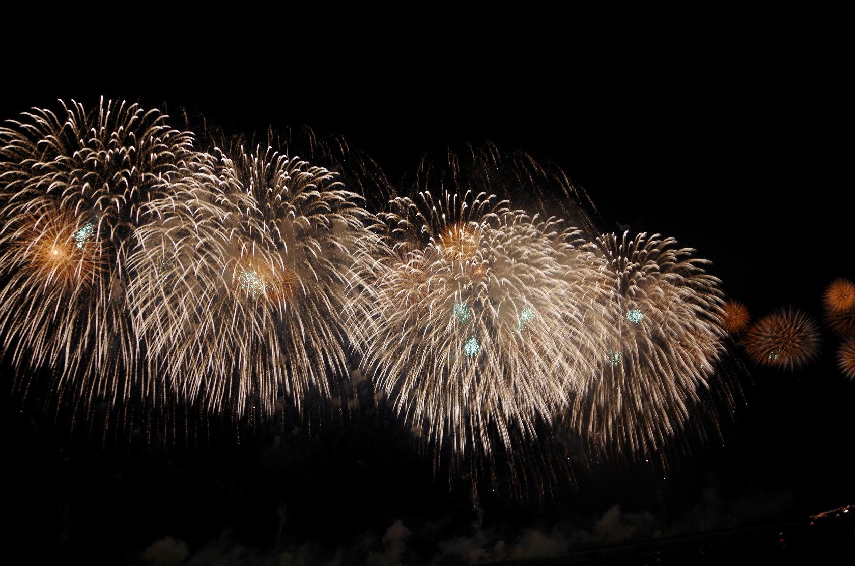世界に羽ばたく長岡花火!2015年8月にはホノルル市・真珠湾で打ち上げへ