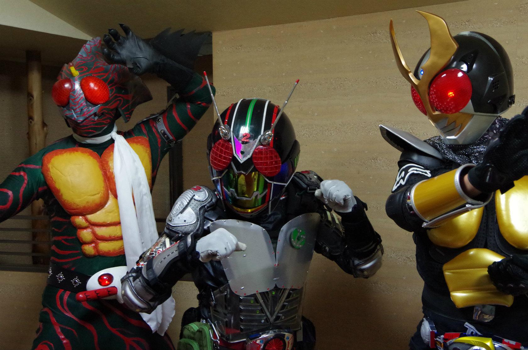 新潟の仮面ライダーが大集結!?佐上商会で開催された新潟ライダーミーティングに突撃してきた