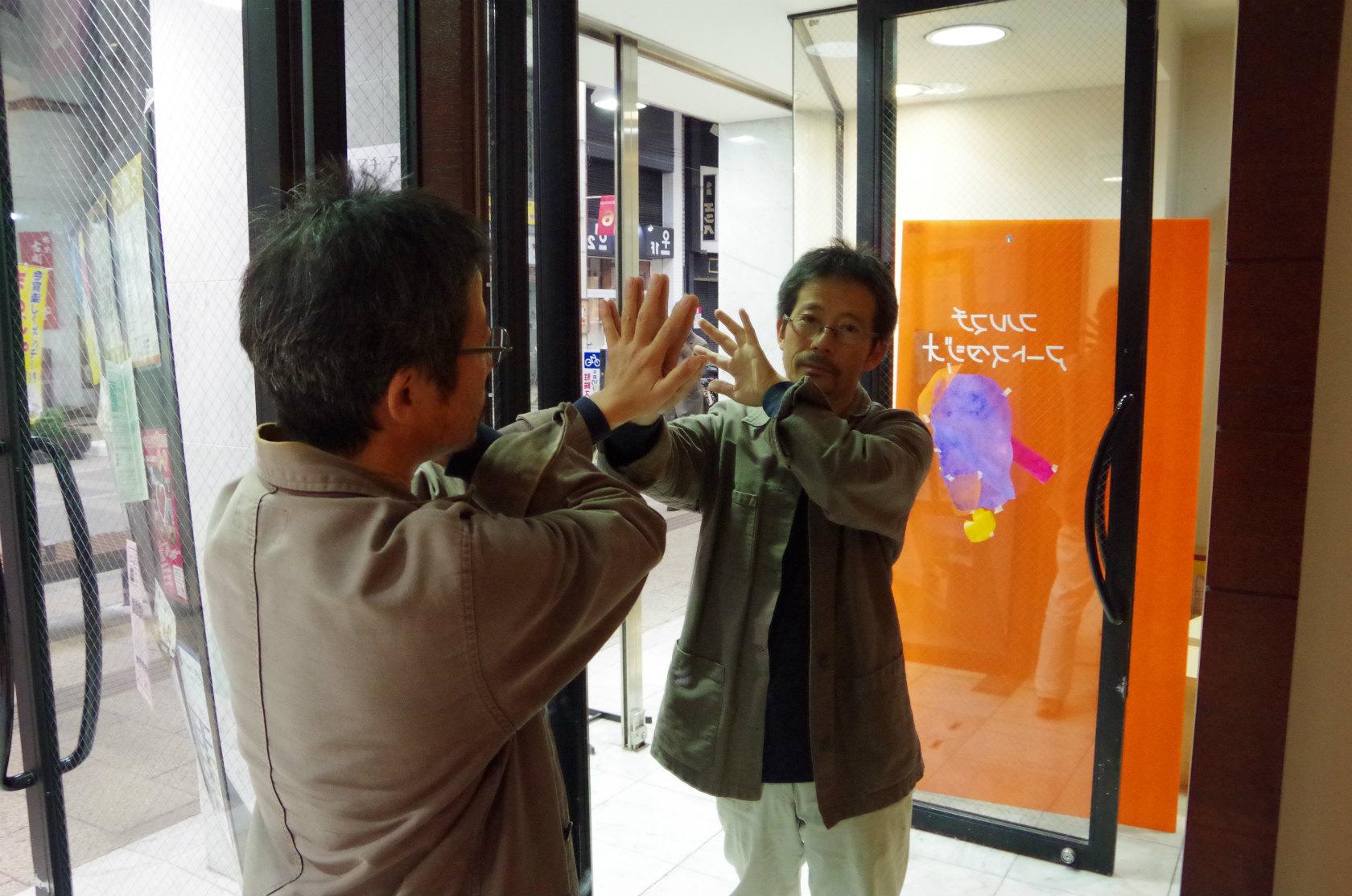 【インタビュー】古町に生まれた新しいアートの拠点「フルマチ・アートスタジオ」!最初の滞在アーティストの茂井健司さんにお話を聞いてきた