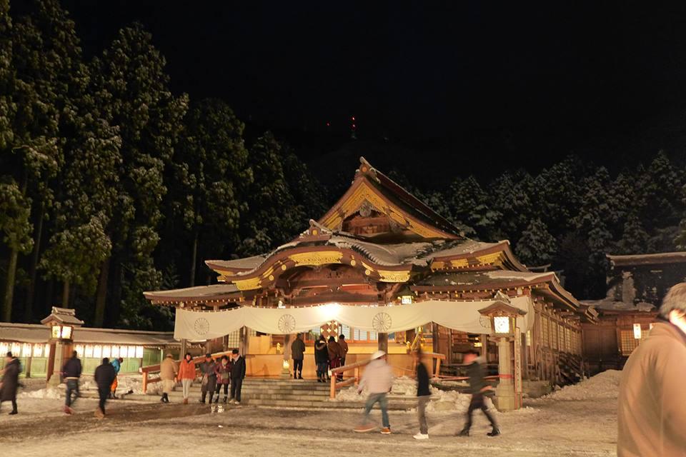 平成27年新年!初詣はやっぱり「彌彦神社」へ!