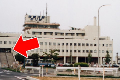 新潟県港湾資料館