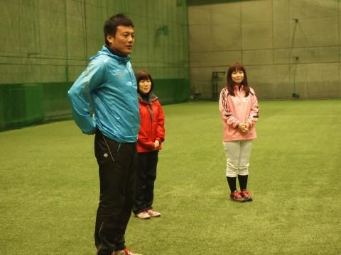 広島やシアトルマリナーズなどを経てアルビレックスBCで活躍し、昨年引退された青木智史氏