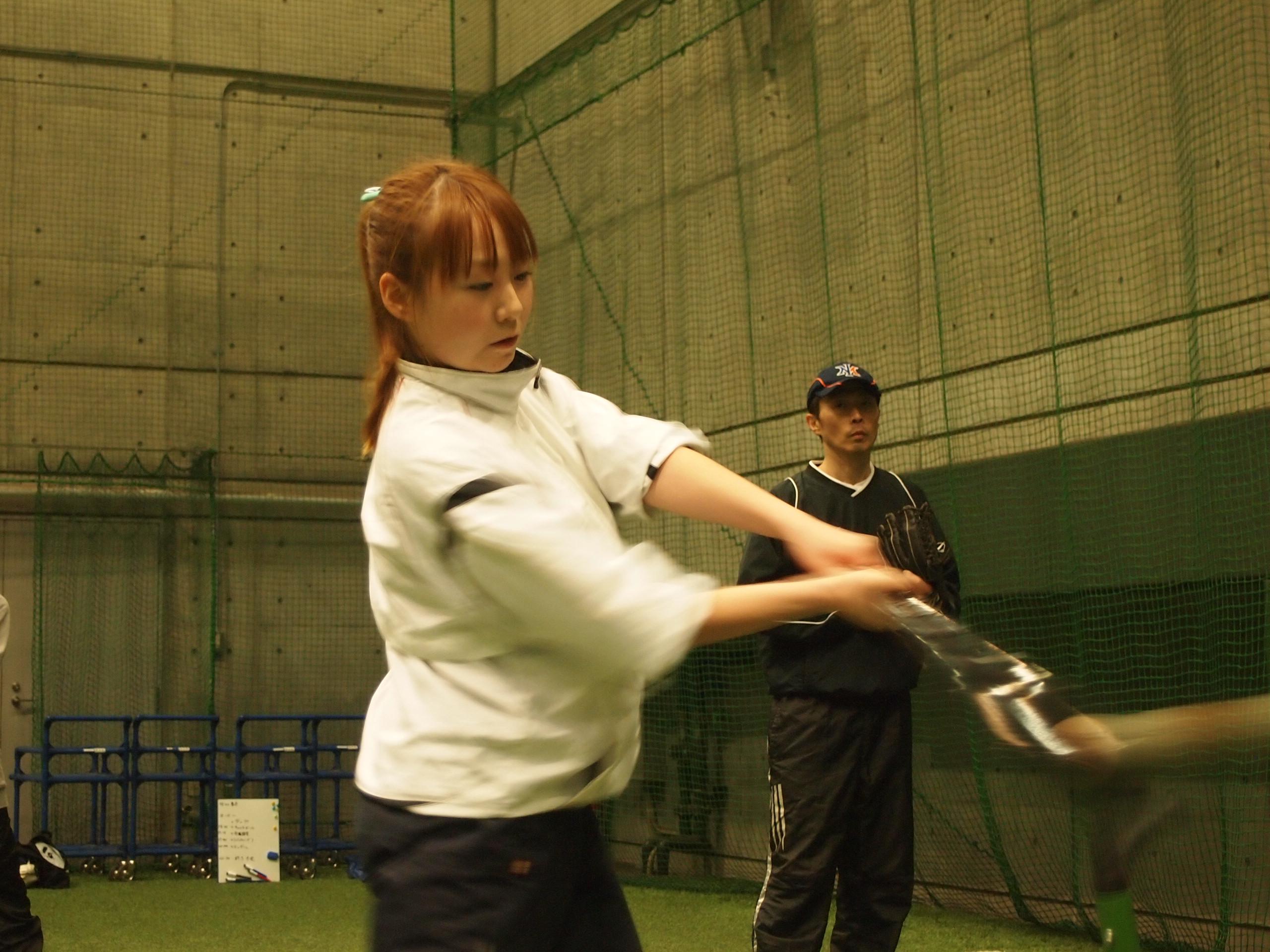 新潟市女子の早起き野球チームが誕生!その名も「Heroines(ヒロインズ)」!