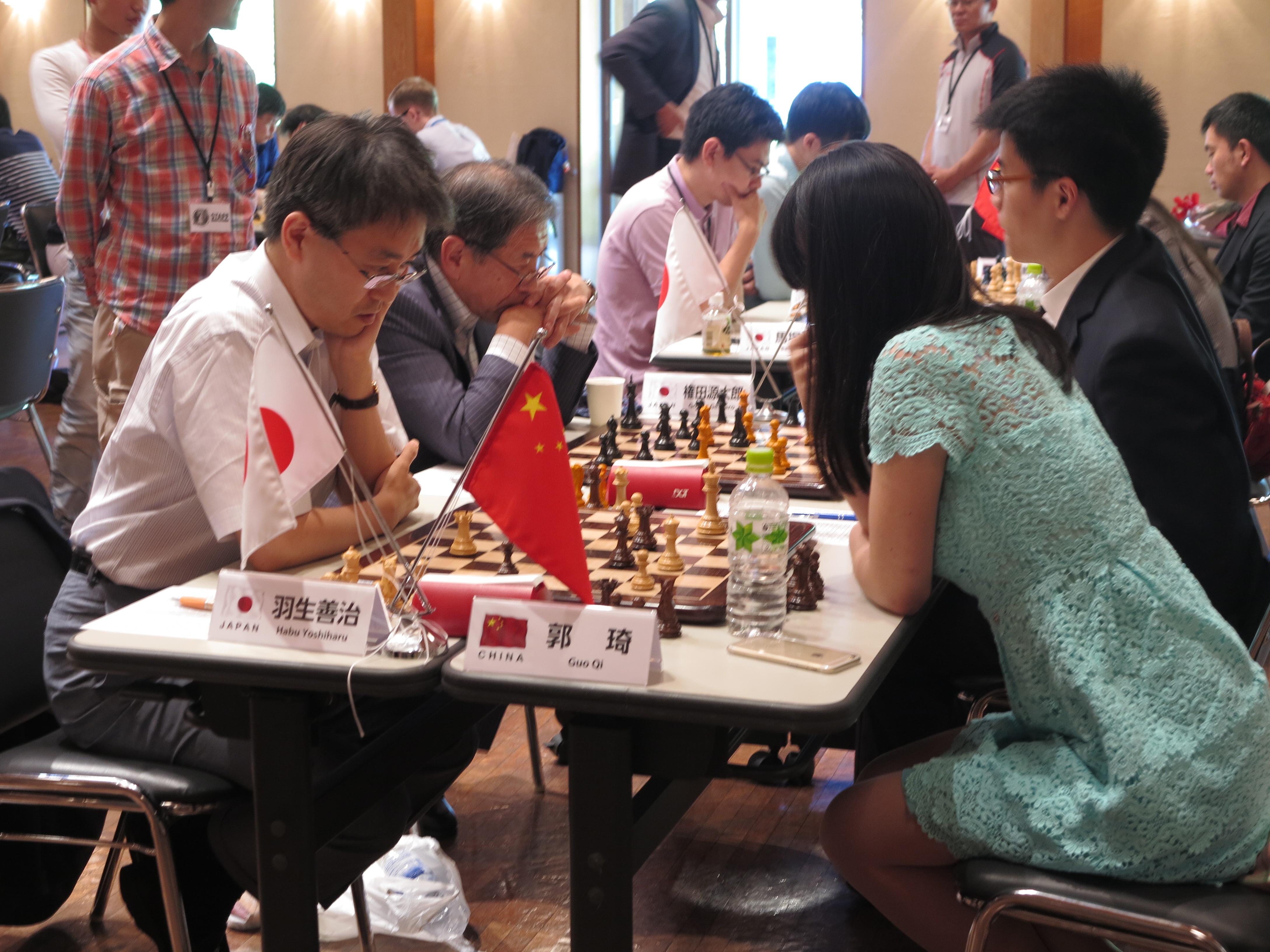 羽生名人も参戦!第11回国際親善チェス大会in NIIGATAに潜入。