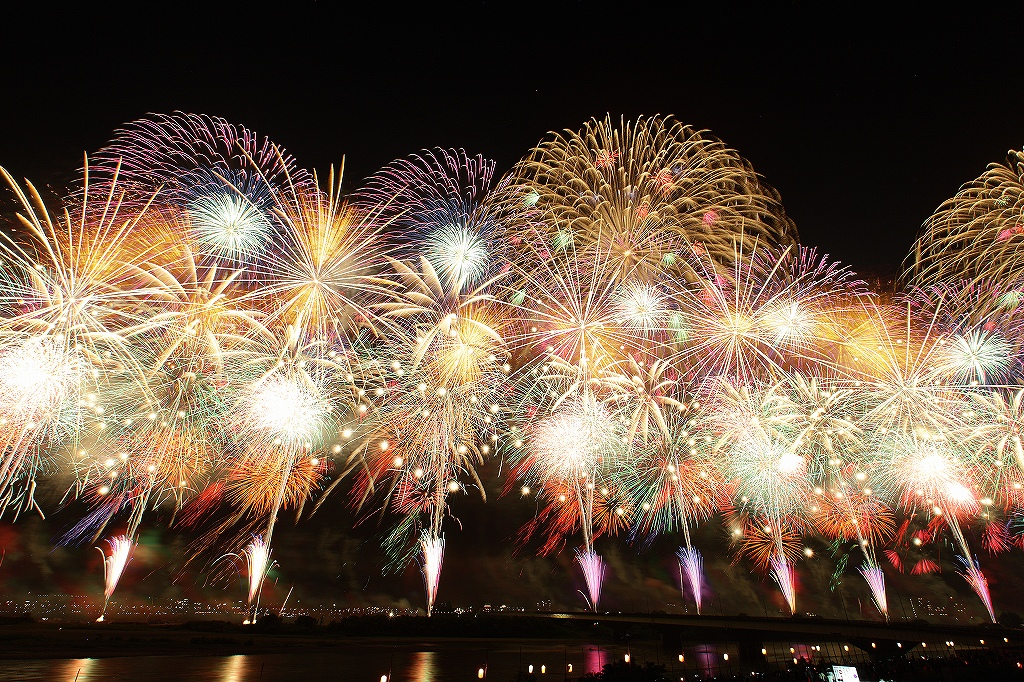 【告知】今年も長岡花火の「見どころ」を語って、プレゼントをGET!twitterキャンペーンが開催中