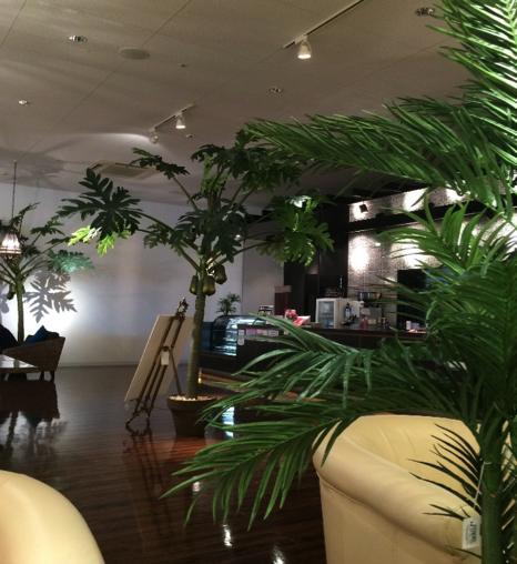 新潟市のカフェ「MOA Cafe(モアカフェ)」。お買い物の合間にぜひ♪ワッフルがオススメ!