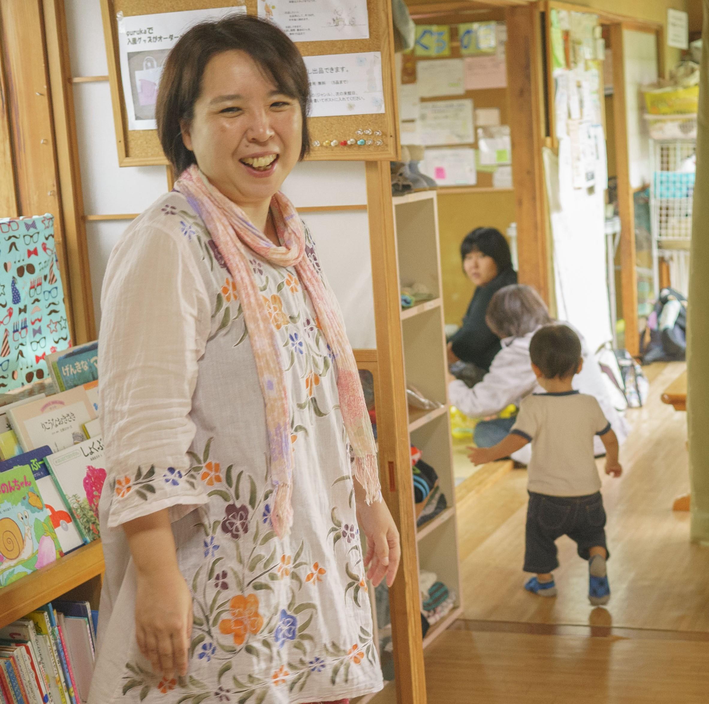【インタビュー】「ママの心を元気にしたい」子育て応援施設 ドリームハウスの設立者にいろんな話を聞いてきた【後編】