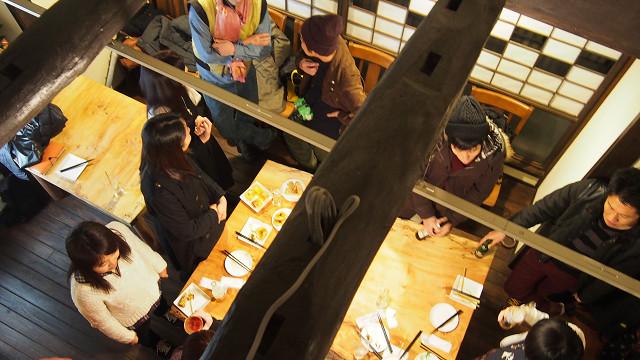 新潟市・上古町のゲストハウス&バー「人参」のキックオフパーティに行ってきた