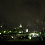 絶景工場夜景!旭カーボンの工場を見てきた