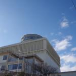 営業停止前に行きたい。日本海タワーの回転展望台