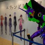日本のものづくり魂がここに!エヴァンゲリオン展に行ってきました!