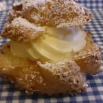 パン屋さんでシュークリーム!新潟市西区の石窯パン工房サフラン