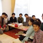 4/12の新潟日報夕刊に掲載されました。