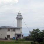 めったに入れない灯台の内部へ潜入!佐渡市「弾崎灯台」一般公開