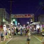 大学生とコラボ!下本町商店街(フレッシュ本町)で七夕祭り「にいがた下町物語-堀に願いを-」開催!