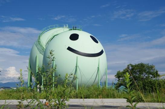 新発田市の「顔」!?「ニコタン」の笑顔がカワイイ(╹◡╹)!!