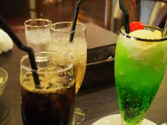 150124_古町ロマン亭_drink