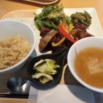 クロステン十日町内の自然派レストラン「ユキマツリ」がヘルシーで美味!