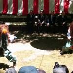 自然と伝統芸能の宝庫・佐渡の中でも古式豊かな赤玉集落の「杉池まつり」