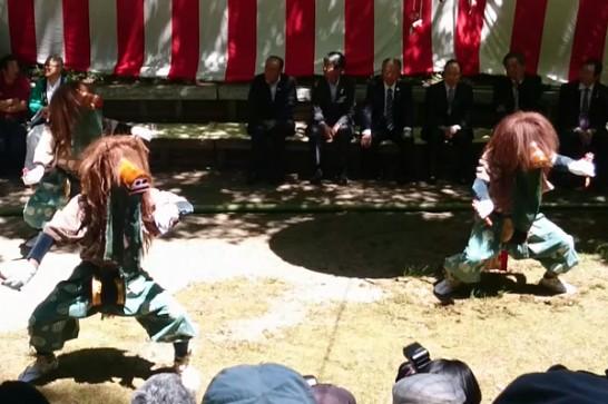 鹿踊(ししおどり)