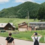 自然豊かな旧下田村で、まちあるき【まちあるきZINEイベントレポート】